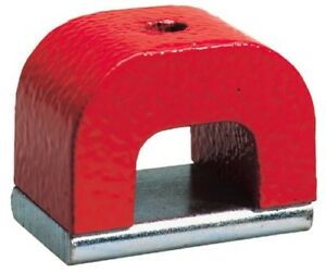 General Tools 370 4 Horseshoe Power Alnico Magnets 22 pound Pull