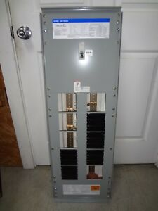 Eaton Prl3a Pow r line 3 Ph 480v Delta Main Circuit Breaker 100 Amp Panel Board