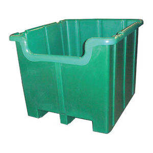 Drop front Pallet Container 41 x37 x32 Bayhead Mbf 2