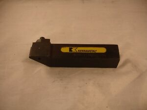 Kennametal Indexable Lathe Tool Holder 1 X 1 Shank 6 Oal Nrr 163c 1351