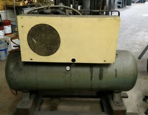 Ingersoll Rand 10 Hp Air Compressor 3 Phase Power