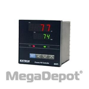 Extech 96vfl13 Temperature Pid Controller With 4 20ma Output