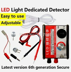 1 100 Lcd Led Tv Tester Multipurpose Light Strip Lamp Backlight Home Tester Tool