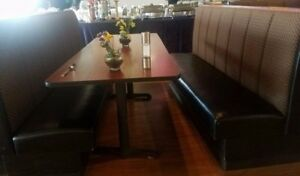 Restaurant Booths And Tables