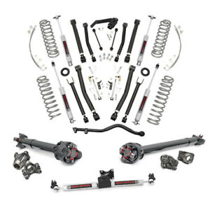 Jeep Wrangler Jk 4 Complete Suspension Lift Kit 2007 2011 2 door