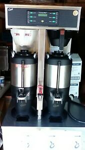 Curtis Thermopro Commercial Coffee Maker Twin Brewing System Fbtp2t10a3100