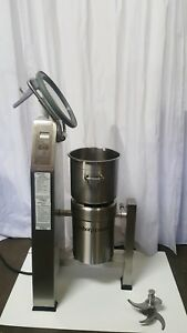 Commercial Food Processor Robot Coupe Model R23 Vertical Cutter Mixer