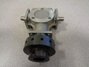 Ad4 0508 Right Angle Gear Reducer