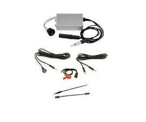 Aux Audio Input 3 5mm Dash Mount Kit adapters Add Auxiliary To Any Radio