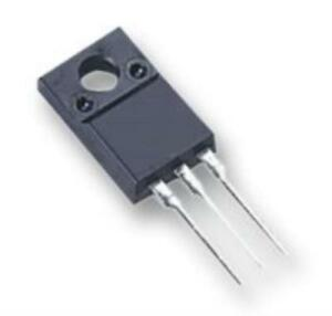 10x Stmicroelectronics Stp14nk50zfp Mosfet N Channel 500v 14a To 220fp