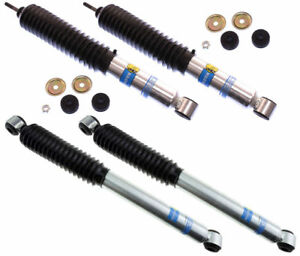 Bilstein B8 5100 Series Front Rear Shocks Fits Toyota Pickup 4runner 4wd