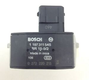 Bosch 0272220213 New Voltage Regulator Bmw