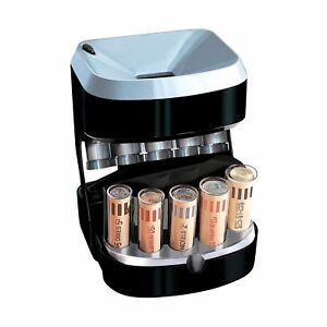 Coin Sorter Money Counter Machine Change Count Sort Stack Coins Business Wrapper