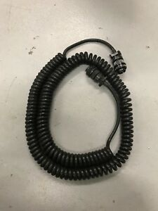 Avery Weigh Tronix Forklift Scale 12 Pin Coil Cable Wi 125 Otltsc Pallet Wi 130