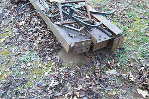 Steel H Beams 9 sold As A Lot