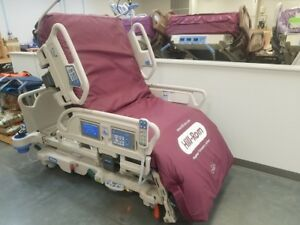 Hill Rom Progressa Pulmonary Medical Hospital Bed With Air Mattress