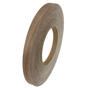 Walnut 7 8 X 250 Edge Banding Roll Pre glued
