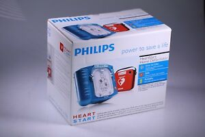 Philips Heartstart Defibrillator Aed Model m5068a New Sealed Expired Pads