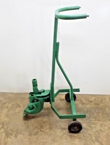 Nice Greenlee 1800 Mechanical Pipe Bender For 1 2 3 4 1 Imc