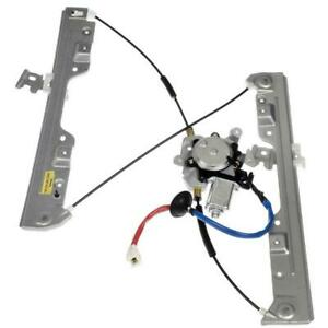 Power Window Regulator Front Driver Side With Motor For Nissan Murano 03 07 4dr