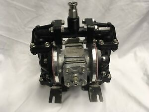Sandpiper S05b2g2txns000 Double Diaphragm Pump Used