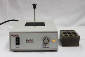 Boekel Scientific Dry Bath Incubator 112001 With Extra Block Tested Excellent