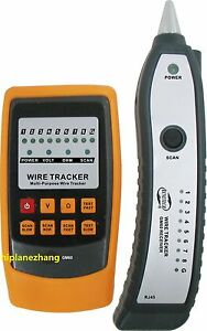 Long Range 1km Wire Cable Tracker Finder Open Short Sequence Continuity Test