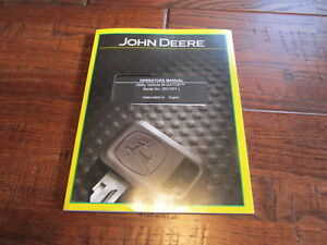 John Deere A1 Military M gator Operators Owners Repair Manual