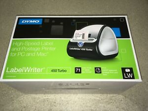 Dymo Labelwriter 450 Turbo Label Thermal Printer