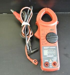 Digisnap Hdsa500 Clamp Multimeter Voltage Tester Amps