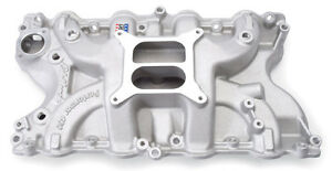 Edelbrock 2166 Bbf Ford 429 460 Performer Intake Manifold Fits Stock Heads