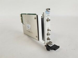 National Instruments Ni Pxie 5622 16 bit Digitizer Onboard Signal Processing Osp