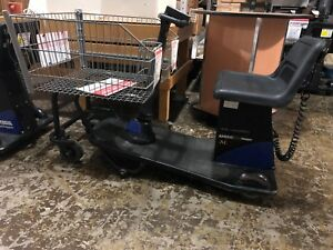 Amigo Value Shopper Xl Motorized Shopping Cart