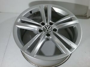 2012 2015 Vw Passat 18 Alloy Wheel Rim 5 Double Spoke Oem 12 13 14 15 B