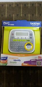 Brother P touch Pt d200 Label Thermal Printer New