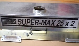 Dust Cover For The Performax Super max 25 X 2 Dual Drum Sander model 613g01