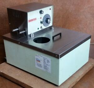Neslab Benchtop Laboratory Water Bath Heating Only 120 V Tested