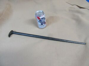 Vtg Snap On 2050 Rolling Head Pry Bar 19 3 4 Oal Classic Logo Gd So7 26 18