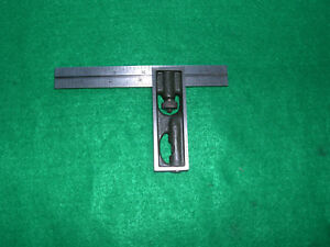 Lufkin Double Square With 6 Graduated Blade