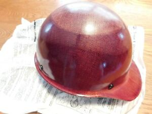 New Msa Safety Skullgard Cap Hard Hat With Fast Track Suspension Large
