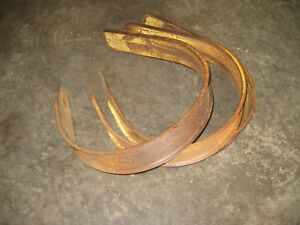 3 New Holland Baler Hay Strippers Fits Models 67 68 69 270 271