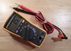 Fluke 115 Electrical Multimeter Excellent Condition 24081006