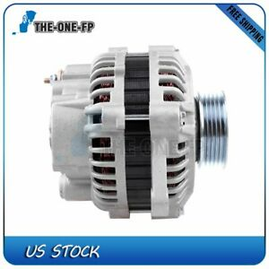 Fit Mitsubishi Montero Sport New Alternator 1994 2004 Amt0055 3 0l 3 5l Cw 12v