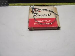 1957 Chevy Belair 150 210 Vacuum Wiper Motor Switch Trico Nos