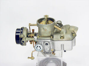 Ford Carburetor 1 Bbl1963 67 Mustang Fairlane Falcon 170 200 Mt 150 Core Refund