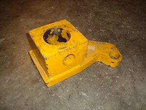 Alamo A boom Tractor Boom Mower Turning Arm Part 02957502 02956831
