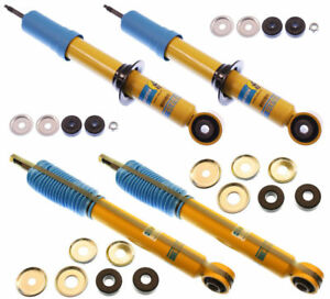 Bilstein 4600 Monotube Front Rear Shocks For 2001 2007 Toyota Sequoia 2wd 4wd