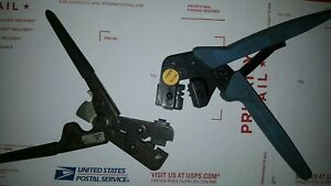 Controlled Cycle Crimping Tool Amp Packard Electric