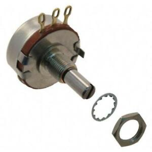 2 Watt 100k Ohm Potentiometer 6 35mm Shaft