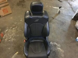 15 16 17 Chrysler 200s Front Left Driver Side Seat Black Oem